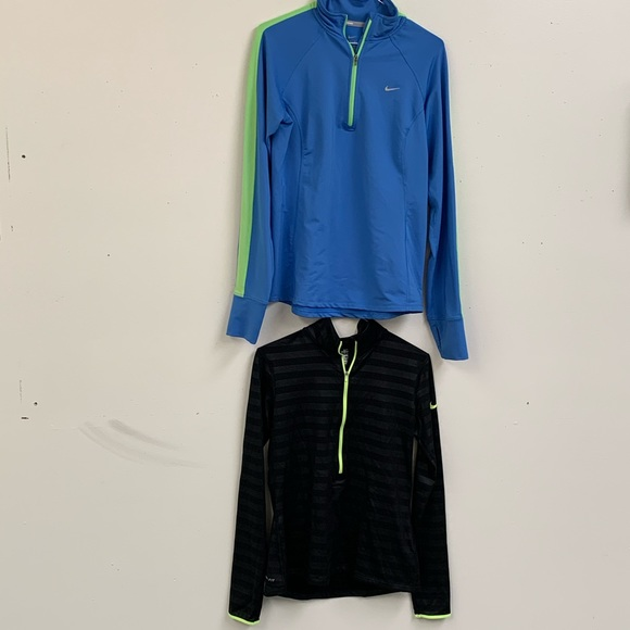 Nike Jackets & Blazers - Pair of Dri-Fit Nike Jackets Size M